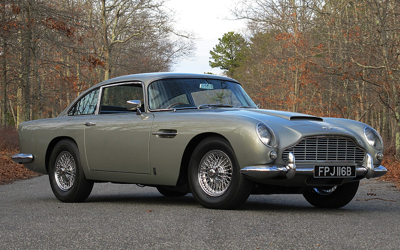 Top Car Ratings Aston Martin DB - Aston martin db5 1964 price