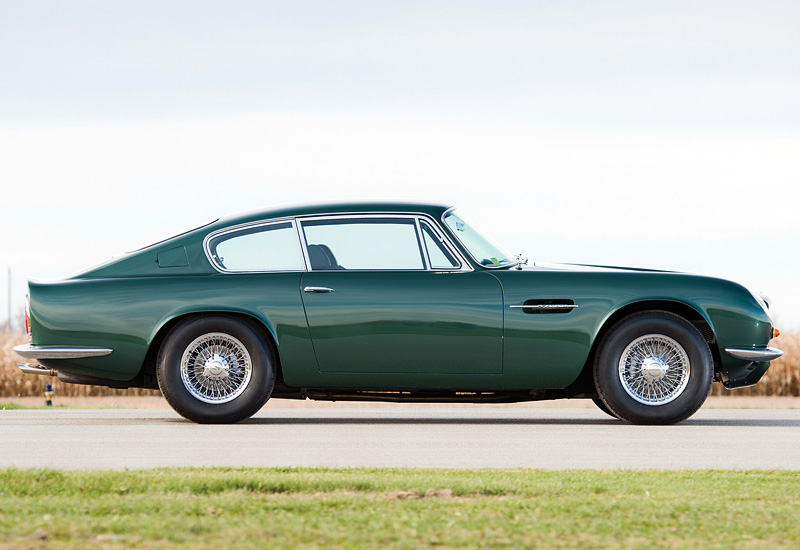 Aston Martin Db Vantage Mk