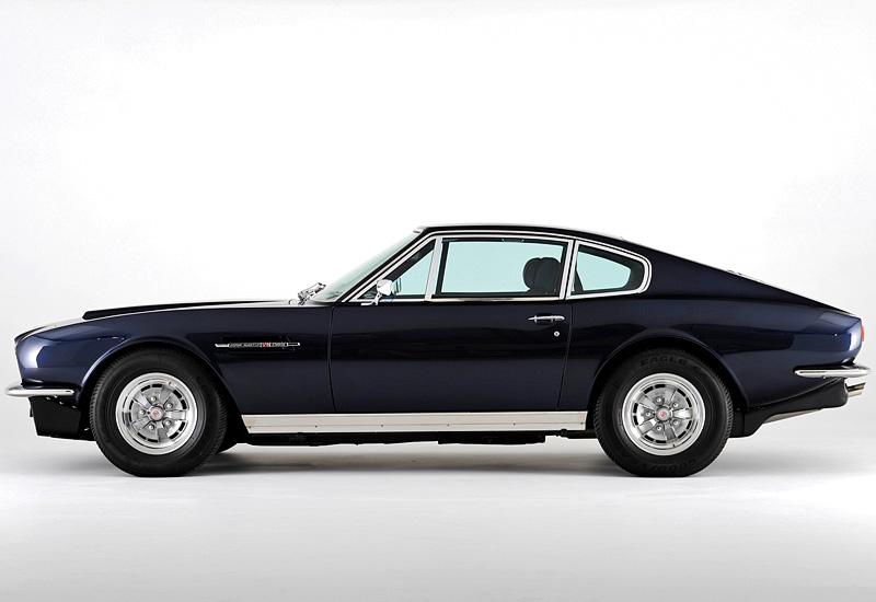 1970 Aston Martin DBS V8 - specifications, photo, price ...