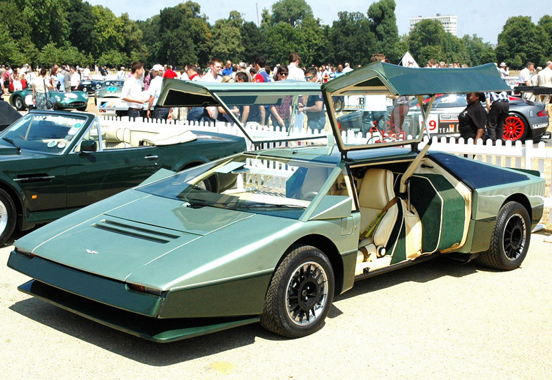 300 Hp Cars >> 1980 Aston Martin Bulldog - specifications, photo, price, information, rating