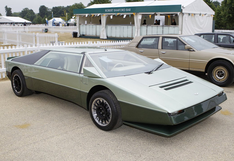 1980 Aston Martin Bulldog Specifications Photo Price