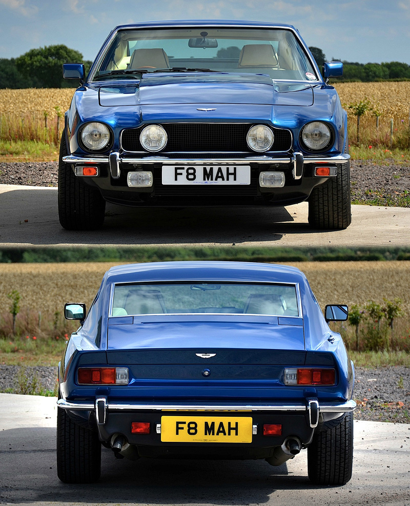 Top Car Ratings: 1989 Aston Martin V8 Coupe