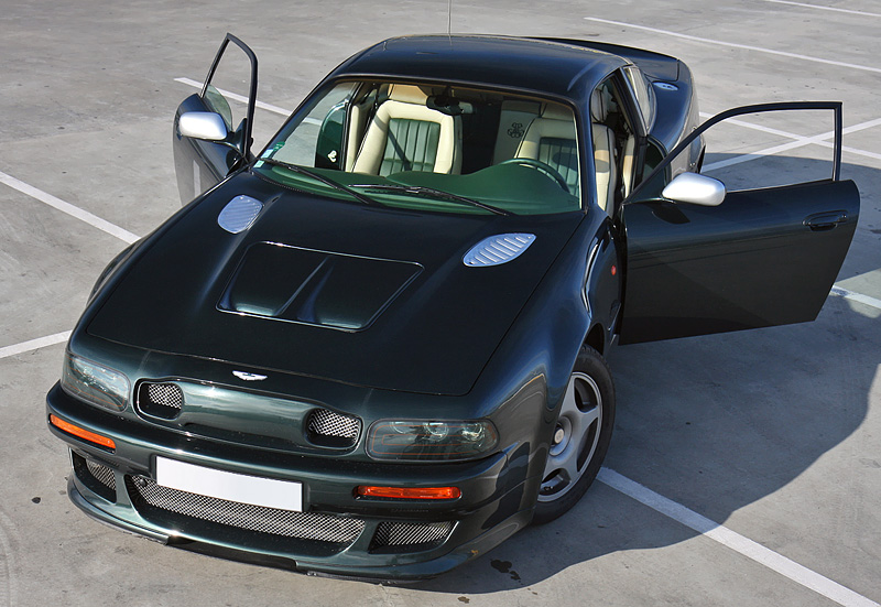 1999 Aston Martin V8 Vantage Le Mans V600 - specifications, photo ...