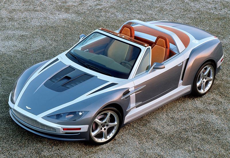 2001 Aston Martin 2020 Italdesign Specifications Photo
