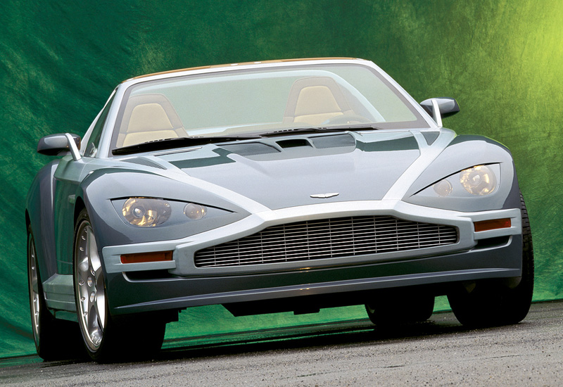 2001 Aston Martin 2020 ItalDesign - specifications, photo ...