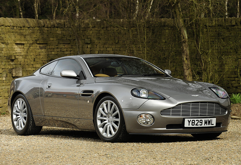 2001 aston martin v12 vanquish specifications photo. Black Bedroom Furniture Sets. Home Design Ideas