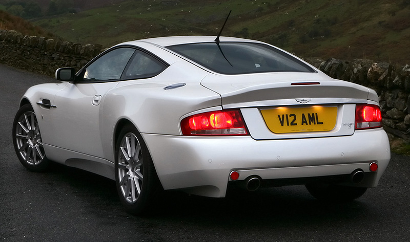 2004 Aston Martin Vanquish S Specifications Photo