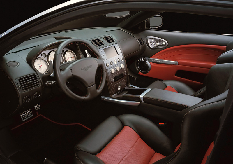 Aston Martin Vanquish S Specifications Photo Price - 2004 aston martin vanquish