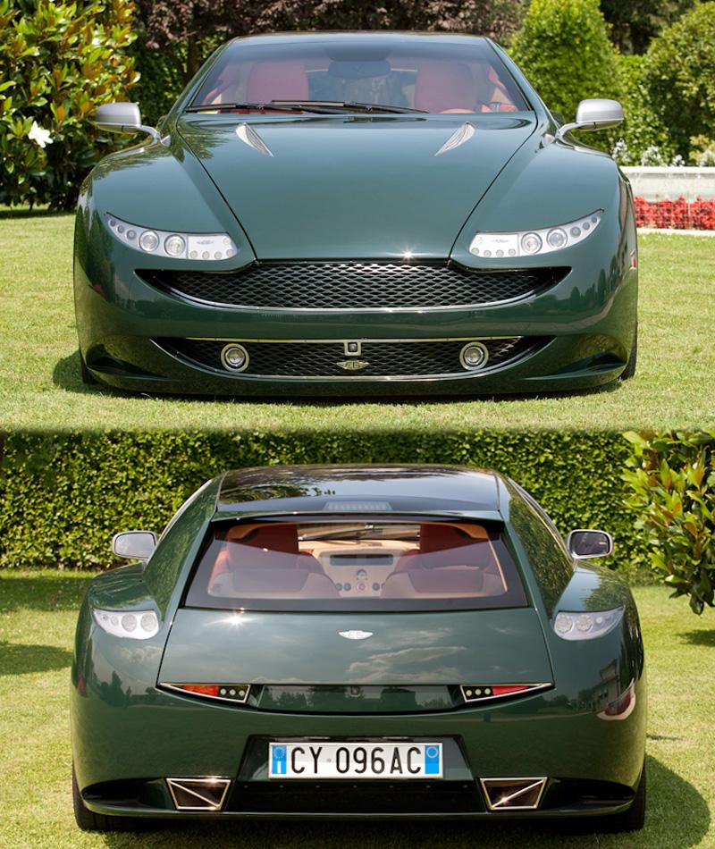 2007 Aston Martin Boniolo V12 Vanquish Eg Shooting Brake
