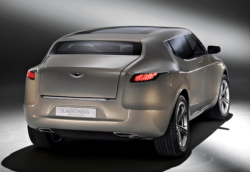 2009 Aston Martin Lagonda Concept