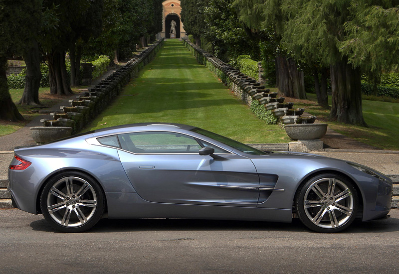 2009 Aston Martin One 77 Specifications Photo Price Information