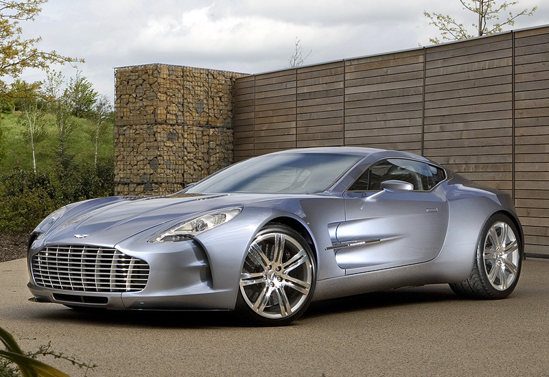 2009 aston martin one 77 specifications photo price information rating. Black Bedroom Furniture Sets. Home Design Ideas