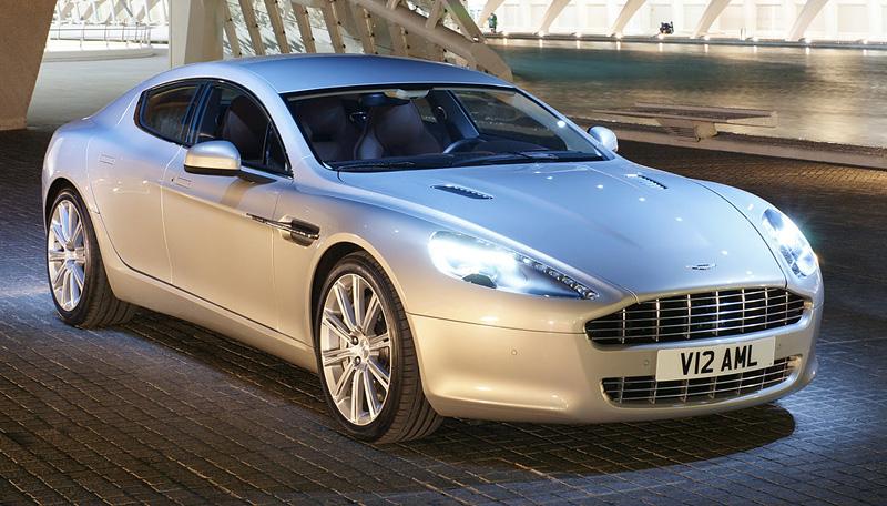 2009 Aston Martin Rapide