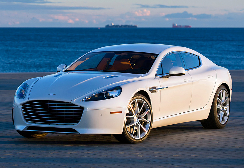 2013 Aston Martin Rapide S - specifications, photo, price, information ...