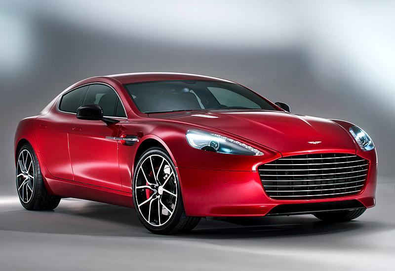 2013 Aston Martin Rapide S - specifications, photo, price ...