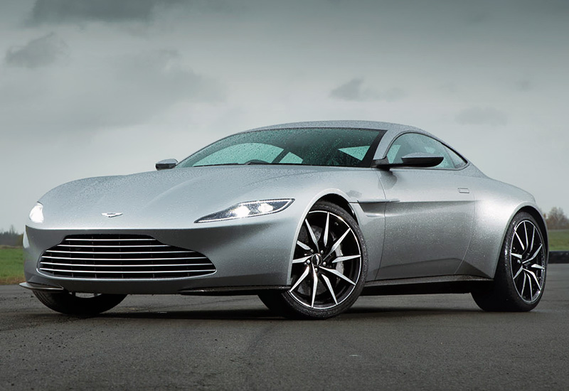 2015 Aston Martin DB10 - specifications, photo, price ...