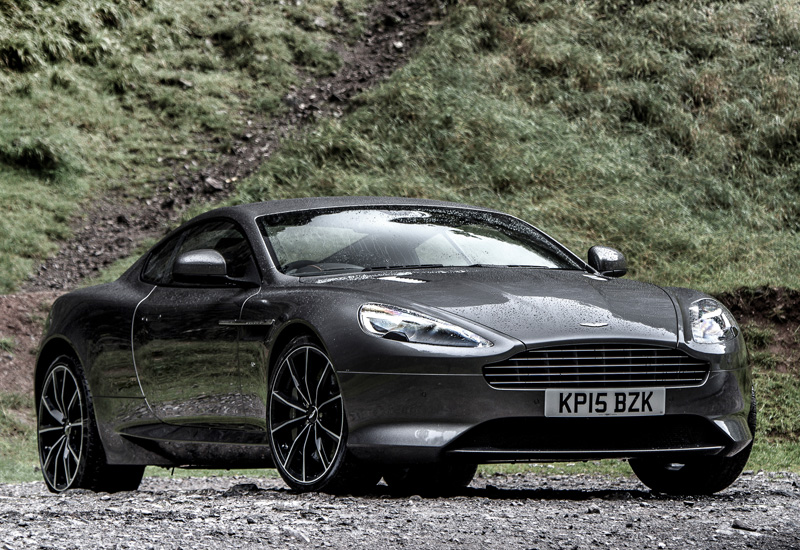 2015 Aston Martin Db9 Gt Specifications Photo Price Information
