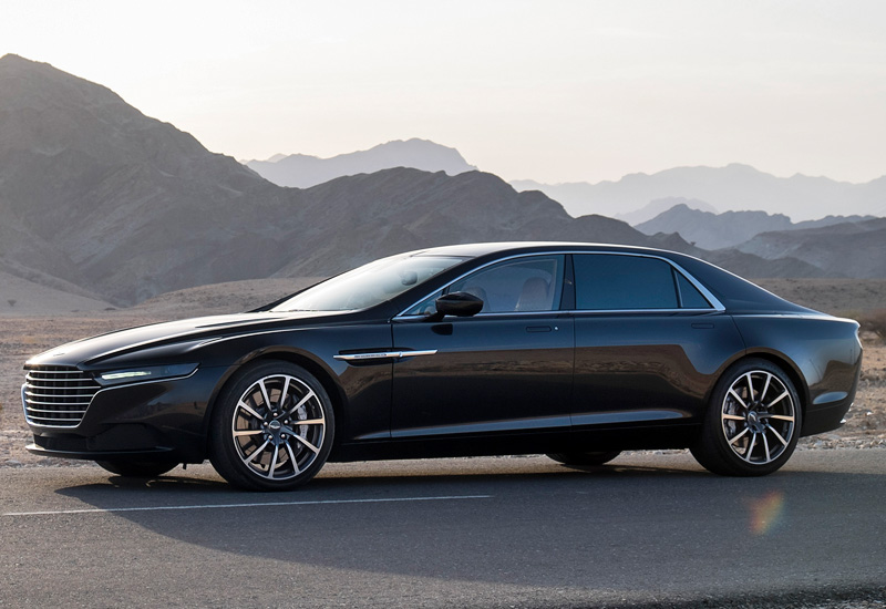 Aston Martin Lagonda Taraf Specifications Photo Price - Aston martin lagonda price