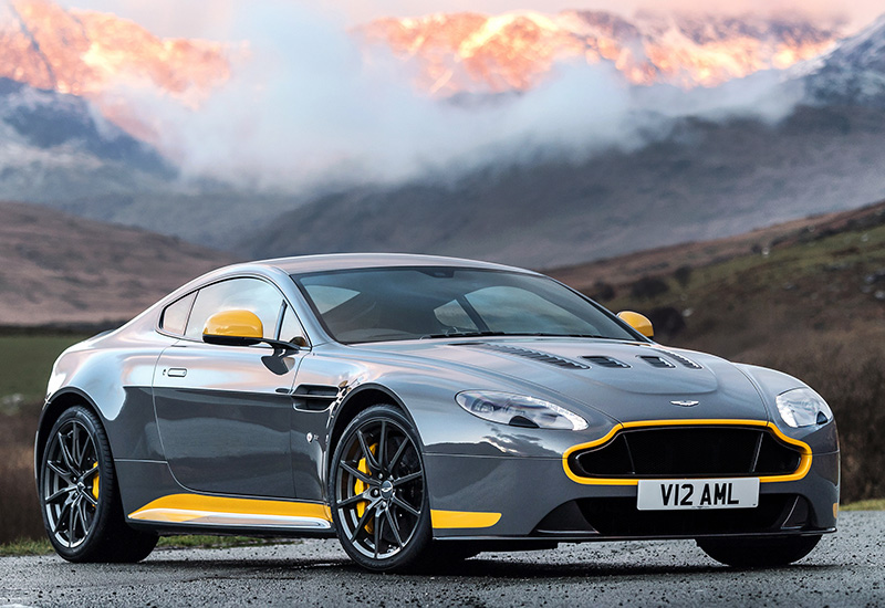 200 Kph To Mph >> 2016 Aston Martin V12 Vantage S Sport-Plus Pack ...