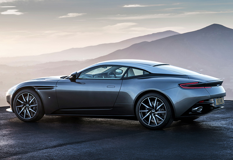 2017 Aston Martin DB11 Coupe - specifications, photo ...