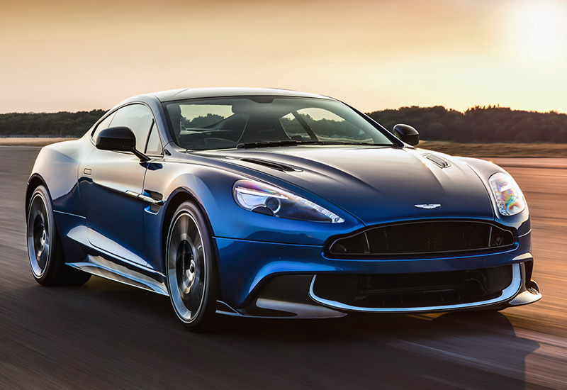 2017 Aston Martin Vanquish S Specifications Photo Price Information Rating