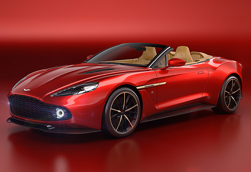 aston martin vanquish zagato volante specifications photo price. Cars Review. Best American Auto & Cars Review