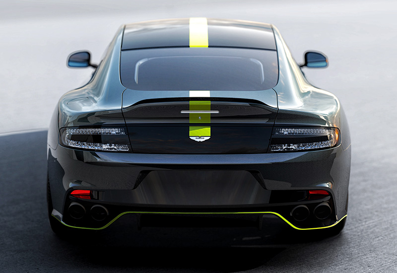 2018 Aston Martin Rapide AMR - specifications, photo ...