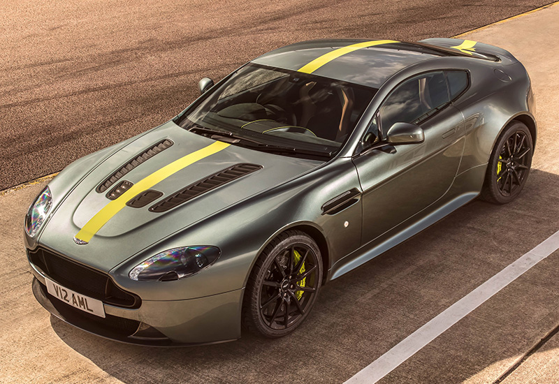 2018 aston martin v12 vantage amr specifications photo price information rating. Black Bedroom Furniture Sets. Home Design Ideas
