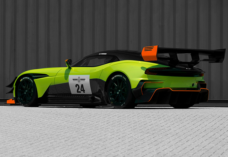 2018 Aston Martin Vulcan Amr Pro Specifications Photo