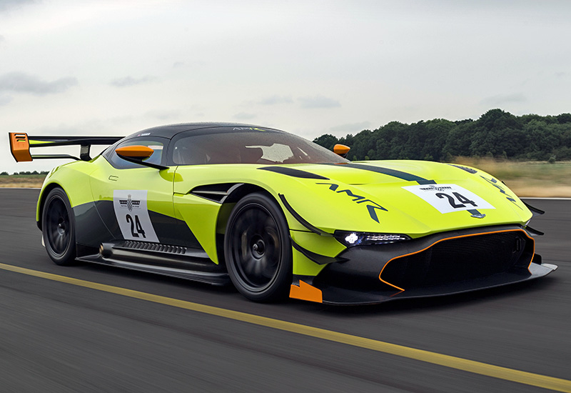 Aston Martin Vulcan >> 2018 Aston Martin Vulcan AMR Pro - specifications, photo ...