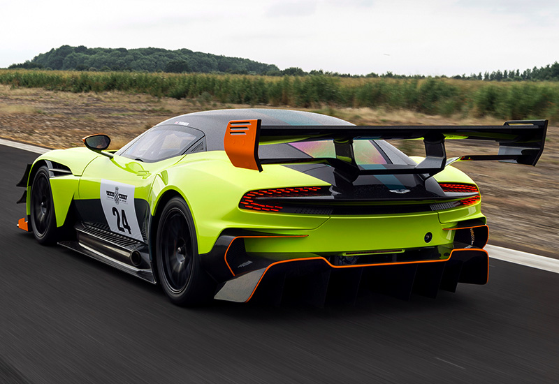 2018 Aston Martin Vulcan Amr Pro Specifications Photo Price Information Rating