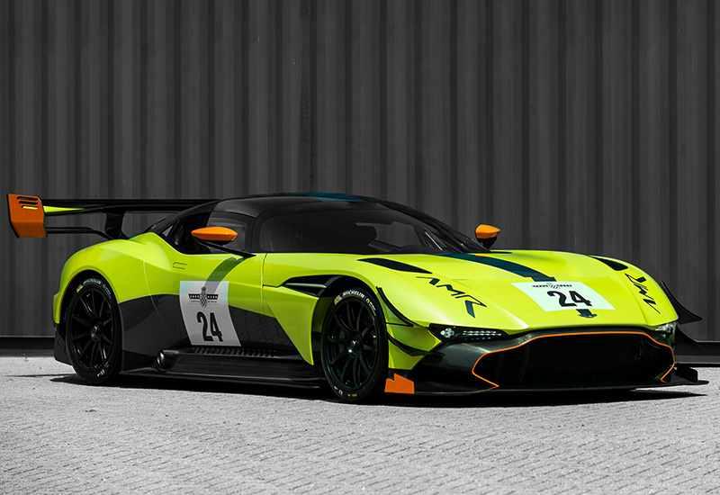 2018 Aston Martin Vulcan Amr Pro Specifications Photo Price