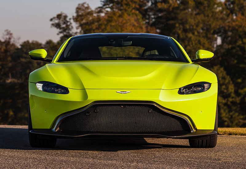 2019 Aston Martin Vantage Specifications Photo Price