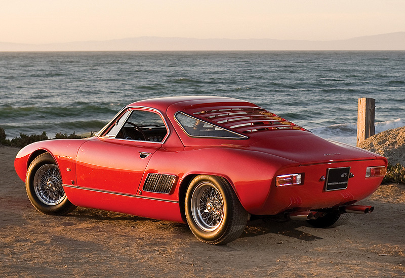 1962 Ats 2500 Gt Specifications Photo Price
