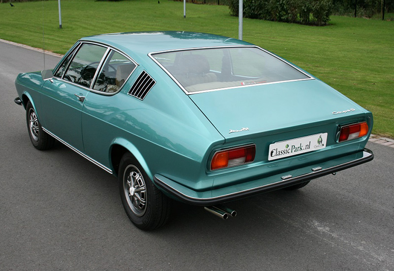 1973 Audi 100 Coupe S Specifications Photo Price