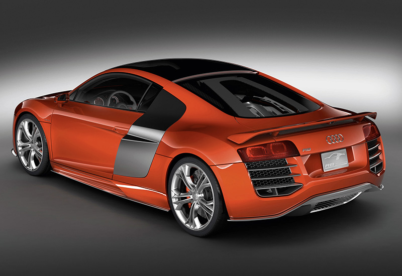 2008 Audi R8 TDI Le Mans Concept   Specifications, Photo, Price,  Information, Rating