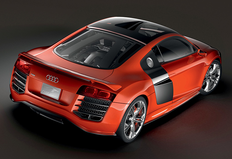 2008 Audi R8 Tdi Le Mans Concept Specifications Photo