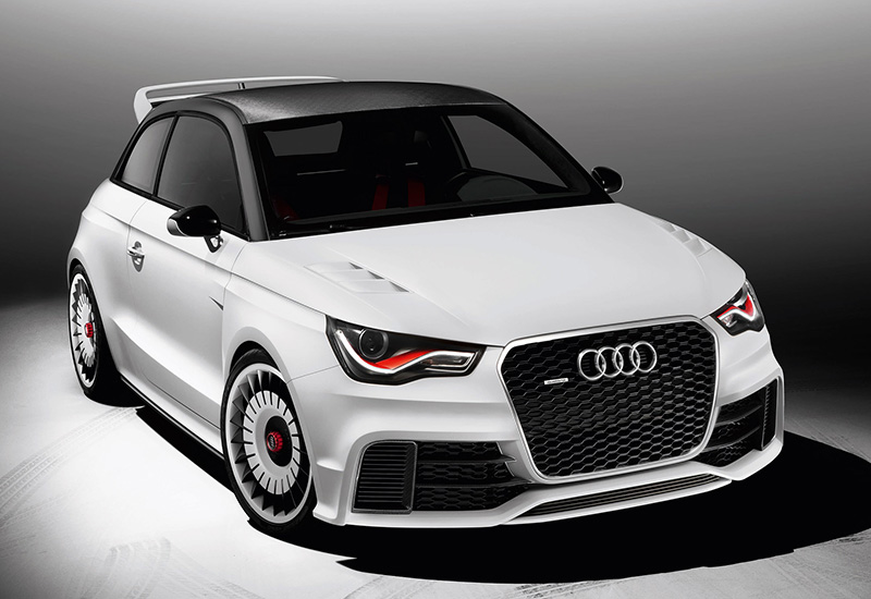 2011 audi a1 clubsport quattro concept specifications photo price information rating. Black Bedroom Furniture Sets. Home Design Ideas