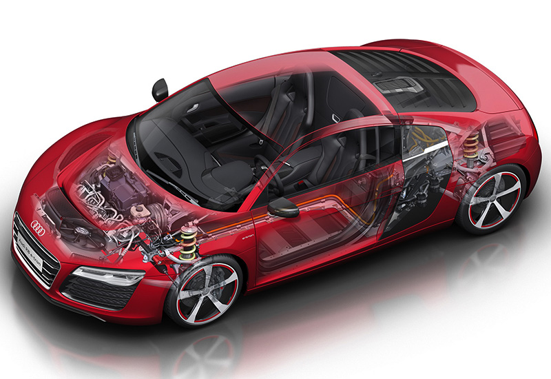 2012 Audi R8 e-Tron Prototype - specifications, photo, price, information, rating