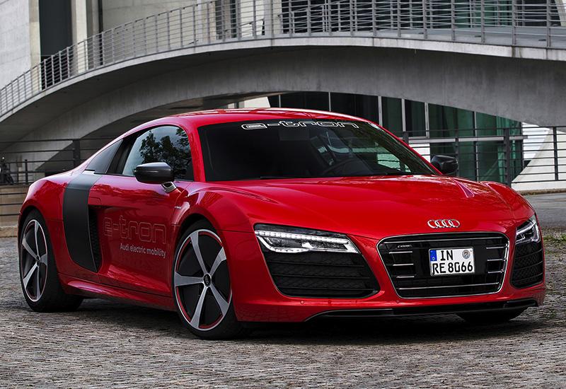 2012 Audi R8 e-Tron Prototype - specifications, photo, price ...