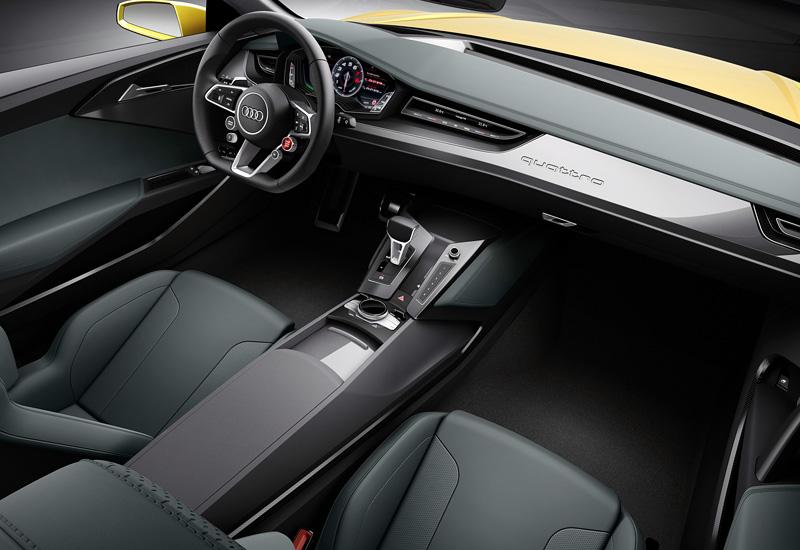 2013 Audi Sport Quattro Concept - specifications, photo ...