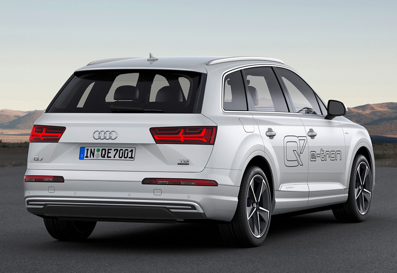 2015 audi q7 e tron tdi quattro specifications photo. Black Bedroom Furniture Sets. Home Design Ideas