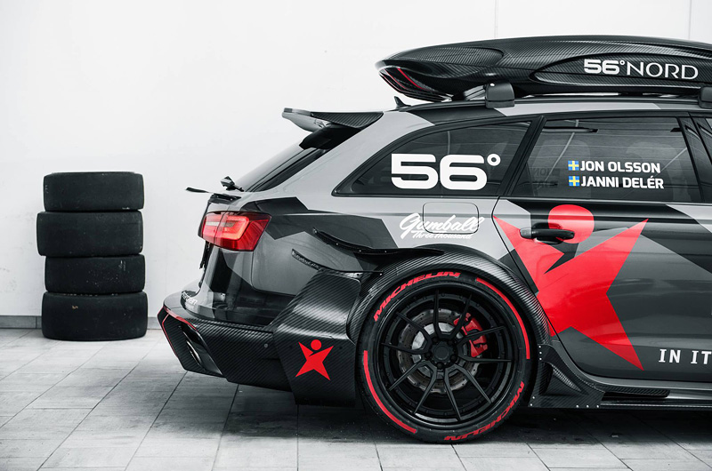 Audi Rs6 Specifications