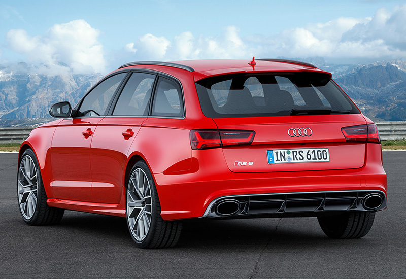 2016 audi rs6 avant performance specifications photo price