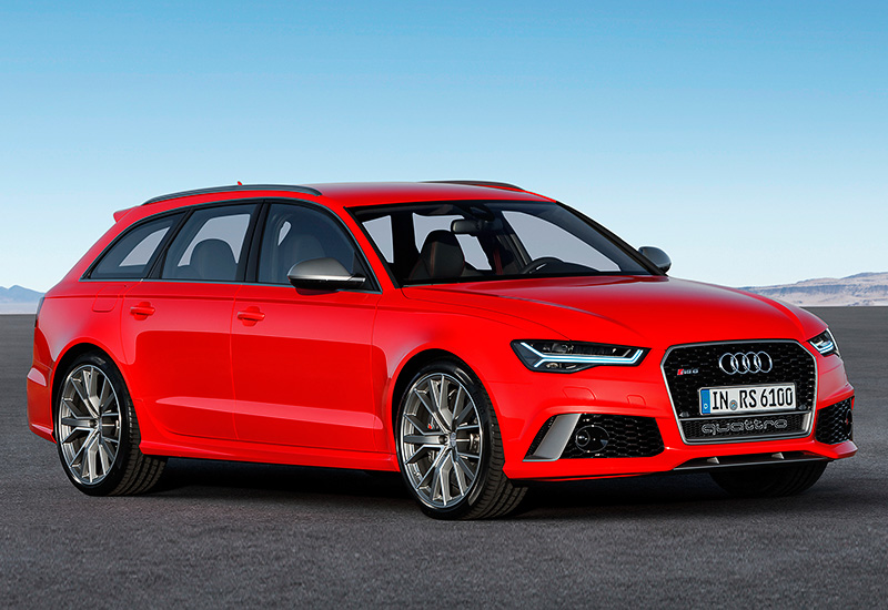 2016 Audi Rs6 Avant Performance Specifications Photo