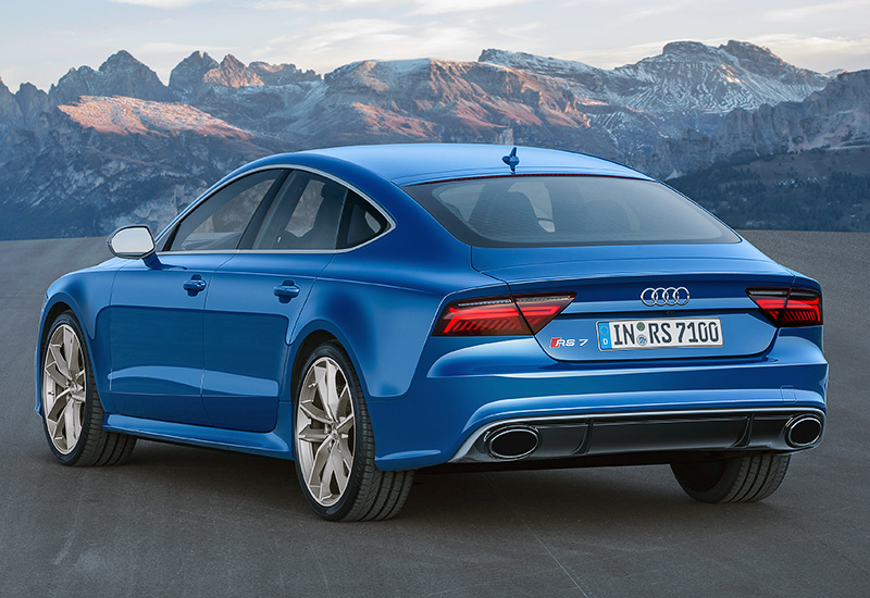 Audi Rs7 0 60 >> 2016 Audi RS7 Performance - specifications, photo, price, information, rating