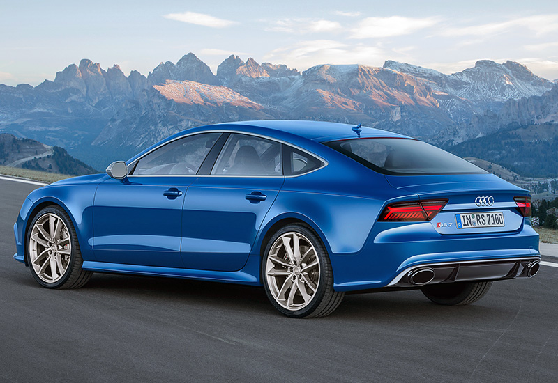 2016 Audi Rs7 Performance Specifications Photo Price