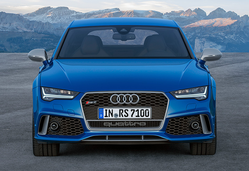 2016 audi rs7 performance specifications photo price information. Black Bedroom Furniture Sets. Home Design Ideas