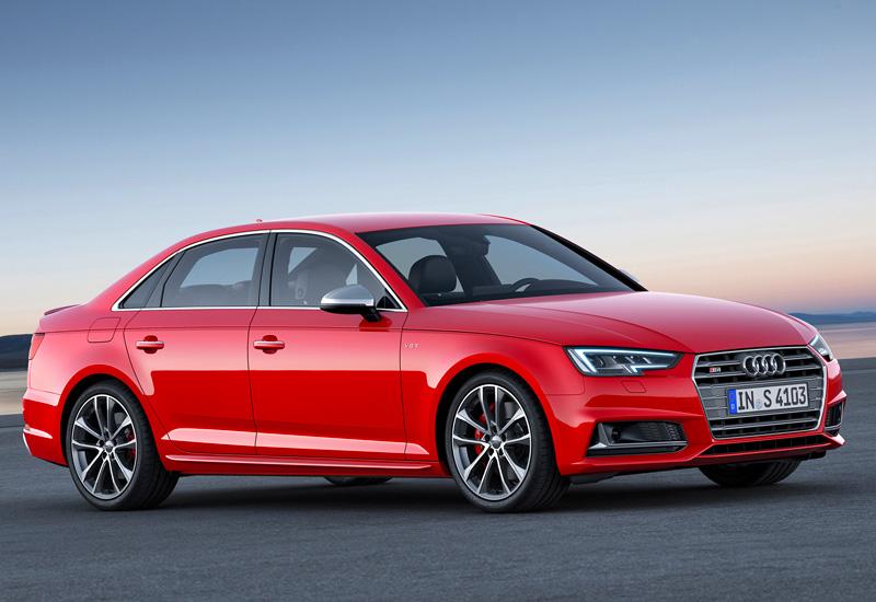 2016 Audi S4 Sedan B9 Specifications Photo Price