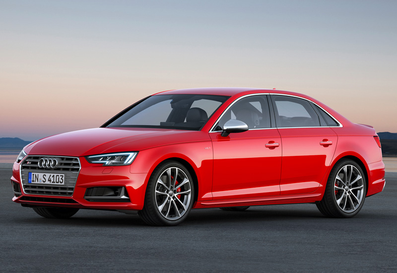 2016 Audi S4 Sedan (B9) - specifications, photo, price ...